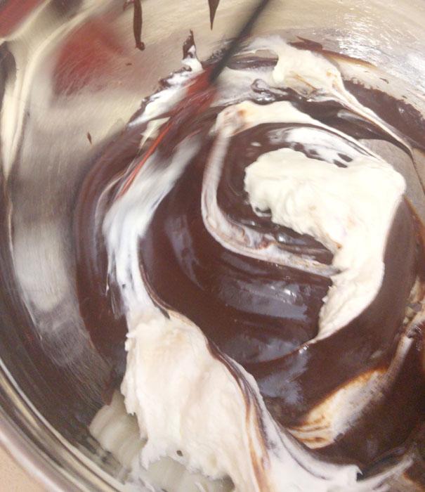 Como hacer mousse de chocolate
